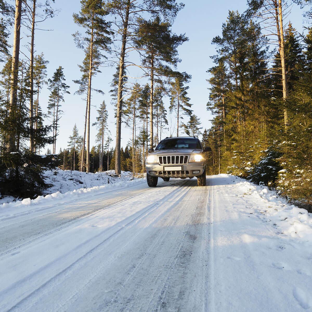 Infocenter Autofahrer Winterkigge