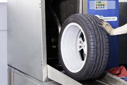 Waschen Reifen