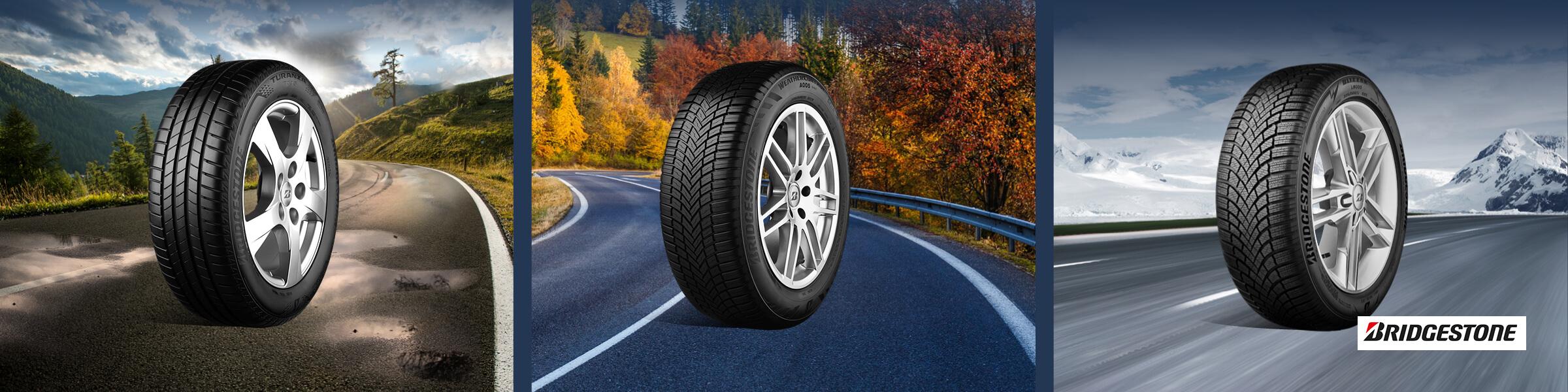 Bridgestone Header